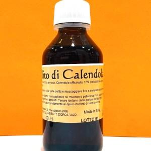 Oleolito di calendula 100 ml - Nonna Ortica | Erboristeria Erbainfusa Como | Shop Online