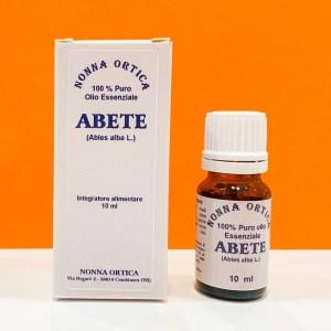 Olio essenziale - abete - Nonna Ortica   Erboristeria Erbainfusa Como   Shop Online