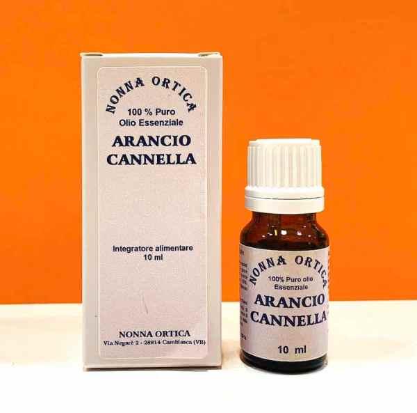 Olio essenziale - arancio cannella - Nonna Ortica   Erboristeria Erbainfusa Como   Shop Online