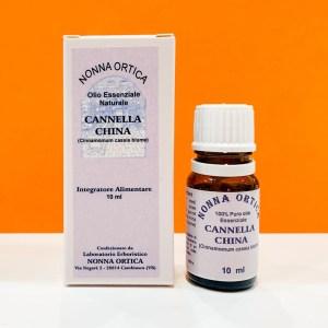 Olio essenziale - cannella china - Nonna Ortica   Erboristeria Erbainfusa Como   Shop Online