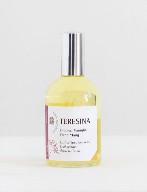 Profumo naturale - Teresina - Olfattiva | Erboristeria Erbainfusa Como | Shop Online