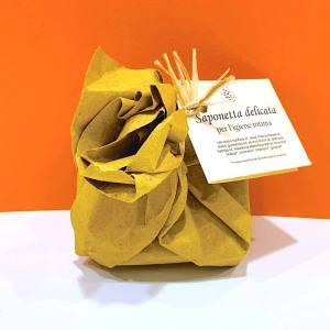 Saponetta delicata igiene intima - Lunaroma | Erboristeria Erbainfusa Como | Shop Online