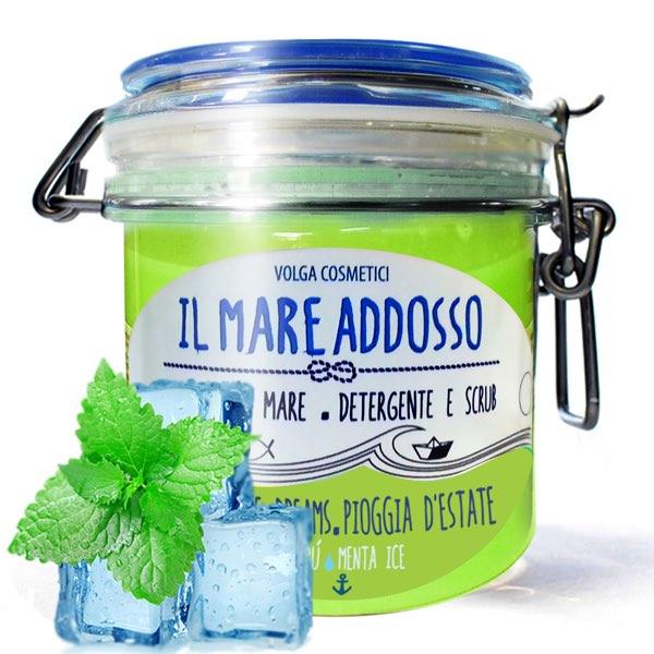 Scrub corpo - Parad-ice dreams - Volga Cosmetici   Erboristeria Erbainfusa Como   Shop Online