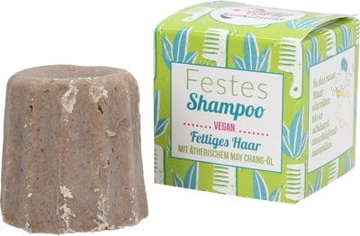 Shampoo solido - capelli grassi - Lamazuna | Erboristeria Erbainfusa Como | Shop Online