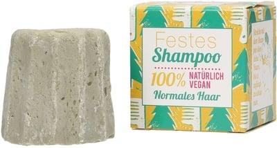 Shampoo solido - capelli normali - pino silvestre - Lamazuna | Erboristeria Erbainfusa Como | Shop Online