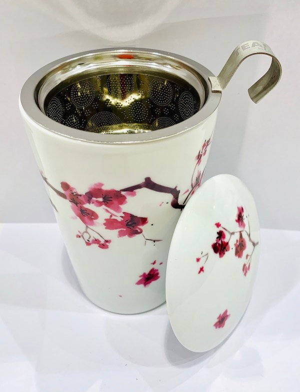 Tazza - fior di ciliegio 2 - Tea Forte   Erboristeria Erbainfusa Como   Shop Online