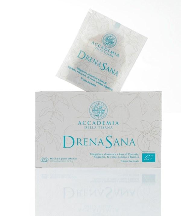 Tisana - drenasana - Biokyma | Erboristeria Erbainfusa Como | Shop Online