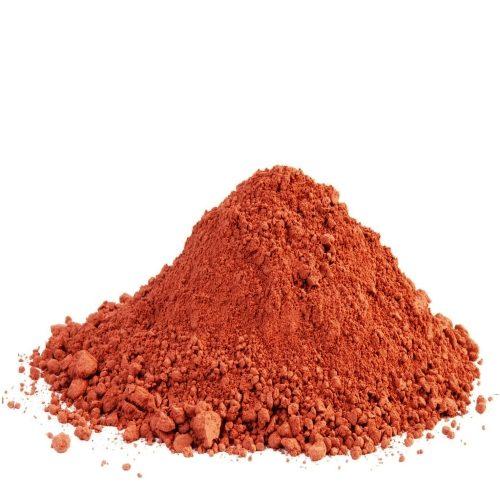 Argilla rossa - polvere - Minardi | Erboristeria Erbainfusa Como | Shop Online