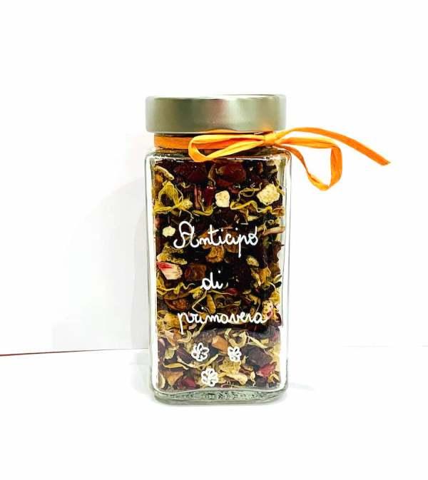 Infuso - anticipo di primavera - Erbainfusa | Erboristeria Erbainfusa Como | Shop Online