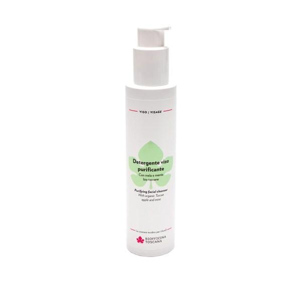 Detergente viso purificante - Biofficina Toscana | Erboristeria Erbainfusa Como | Shop Online