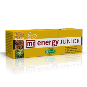 MD energy junior - Sangalli | Erboristeria Erbainfusa Como | Shop Online