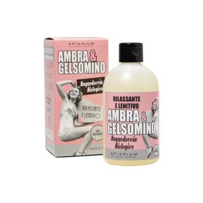 Bagnodoccia - ambra e gelsomino - Apiarium | Erboristeria Erbainfusa Como | Shop Online