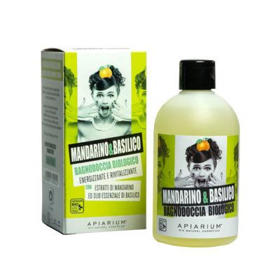 Bagnodoccia - mandarino e basilico - Apiarium | Erboristeria Erbainfusa Como | Shop Online