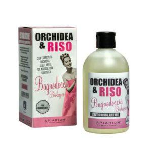 Bagnodoccia - riso e orchidea - Apiarium | Erboristeria Erbainfusa Como | Shop Online