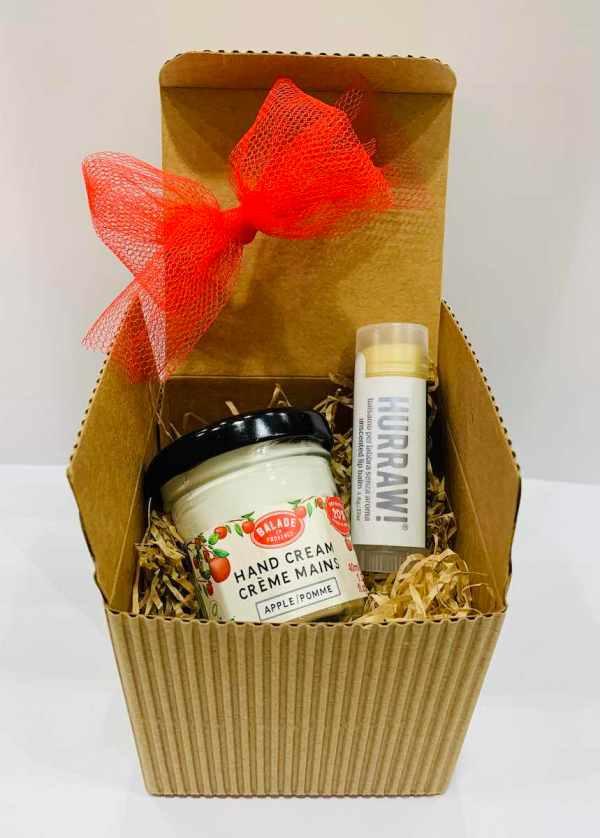 Crema mani mela e burrocacao | Erbainfusa Como | Shop Online