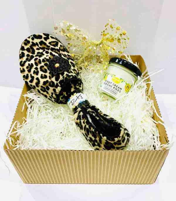 Crema piedi limone e babbucce leopardate | Erbainfusa Como | Shop Online