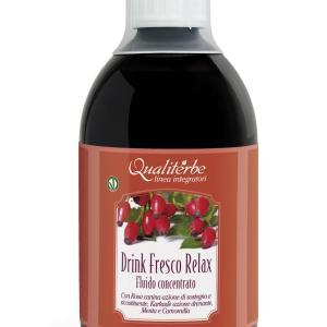Drink Fresco Relax - Qualiterbe | Erboristeria Erbainfusa Como | Shop Online