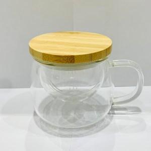 Tazza con infusore - bambù - Erbainfusa | Erbainfusa Como | Shop Online