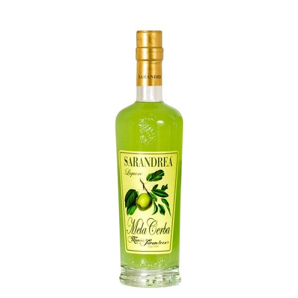 Liquore Mela Cerba - Sarandrea | Erboristeria Erbainfusa Como | Shop Online