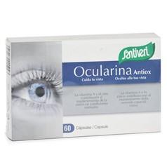 Ocularina Antiox - Santiveri   Erboristeria Erbainfusa Como   Shop Online