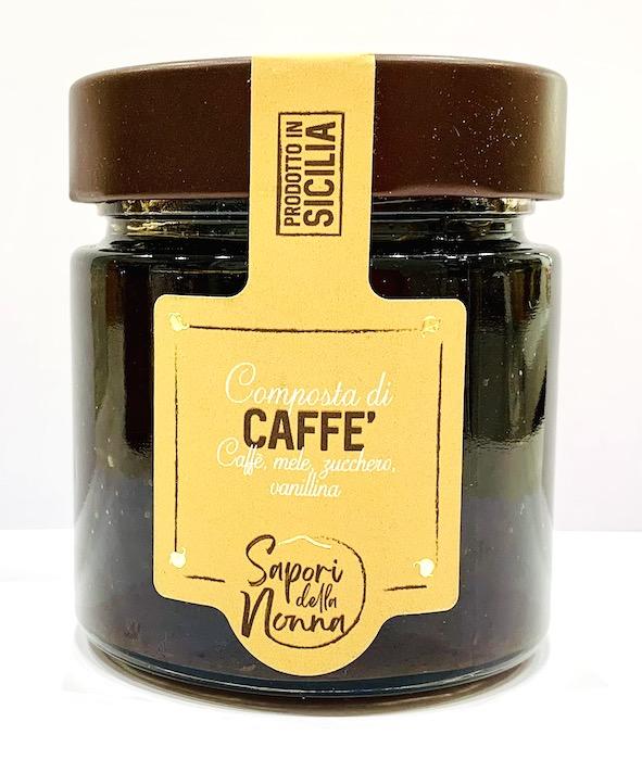 Composta di caffè - Sapori della Nonna | Erboristeria Erbainfusa Como | Shop Online