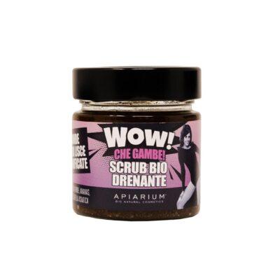 Scrub wow che gambe bio drenante - Apiarium | Erboristeria Erbainfusa Como | Shop Online.jpeg