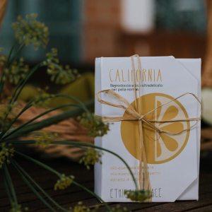California Bagno e crema doccia solido per pelli normali - Ethicalgrace | Erboristeria Erbainfusa Como | Shop Online