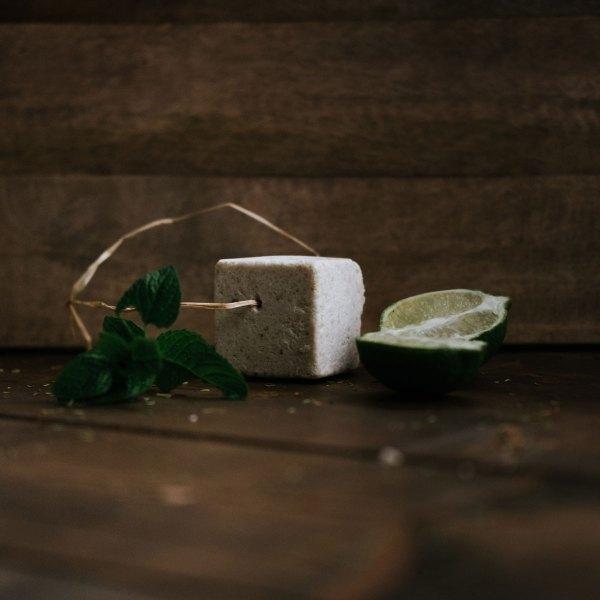 Lo Scacciaguai Shampoo e balsamo solido 2 in 1 purificante per capelli grassi - Ethicalgrace | Erboristeria Erbainfusa Como | Shop Online 2
