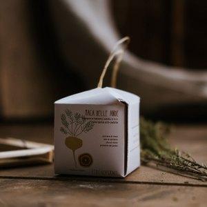 Maca delle Ande - Shampoo e balsamo solido 2 in 1 rinforzante anticaduta - Ethicalgrace | Erboristeria Erbainfusa Como | Shop Online