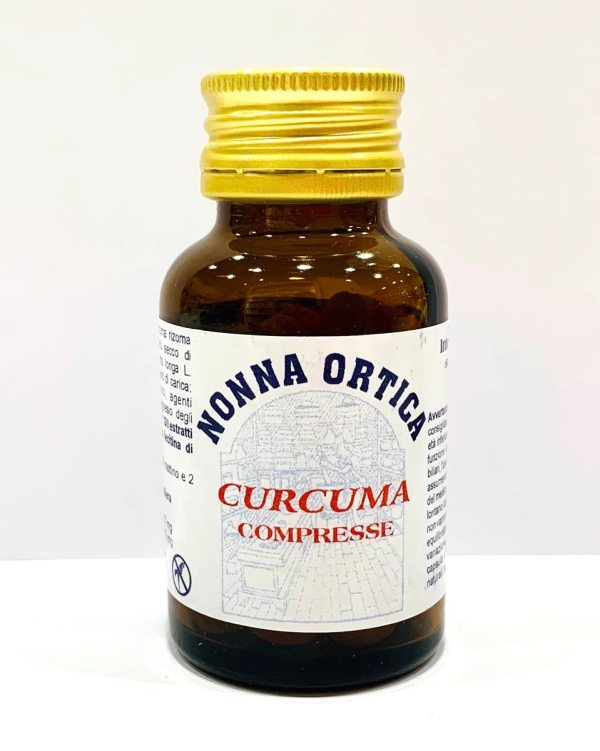 Compresse - curcuma - Nonna Ortica| Erboristeria Erbainfusa Como | Shop Online
