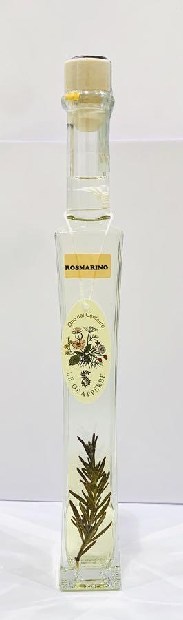 Grappa al Rosmarino 20 cl - Sarandrea | Erboristeria Erbainfusa Como | Shop Online
