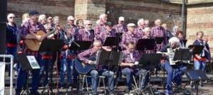 Gratis concert Shantykoor De Grensvaarders @ Bizetzaal in de Muziekschool | Doetinchem | Gelderland | Nederland