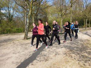 Powerwalking Doetinchem @ Verpleeghuis Den Ooiman