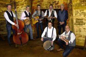 Down South Jazzband @ Lubberszaal Hotel-Bistro-Zalencentrum De Kruisberg
