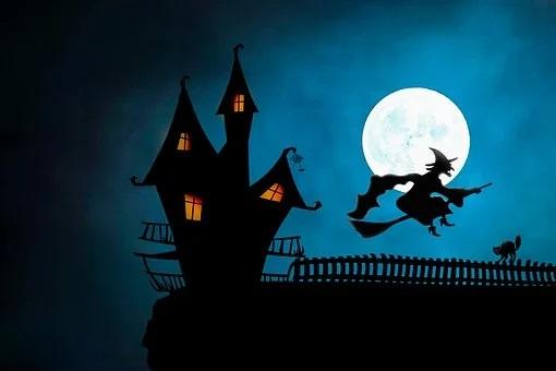 Halloween lampionoptocht