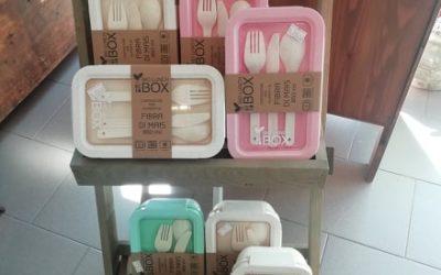 La schiscetta Bio Lunch Box é arrivata!