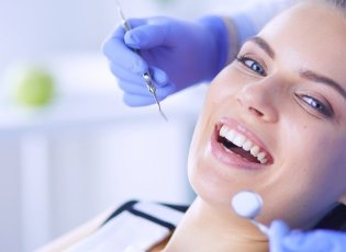 dental cleaning for a healthy smile
