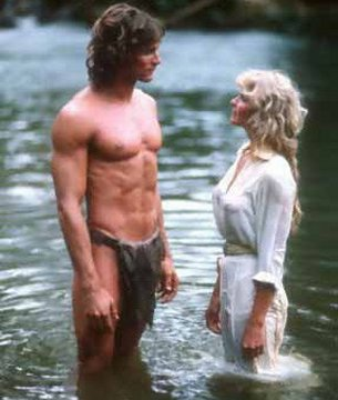 ERBzine 2150 Tarzan the Ape Man with Bo Derek