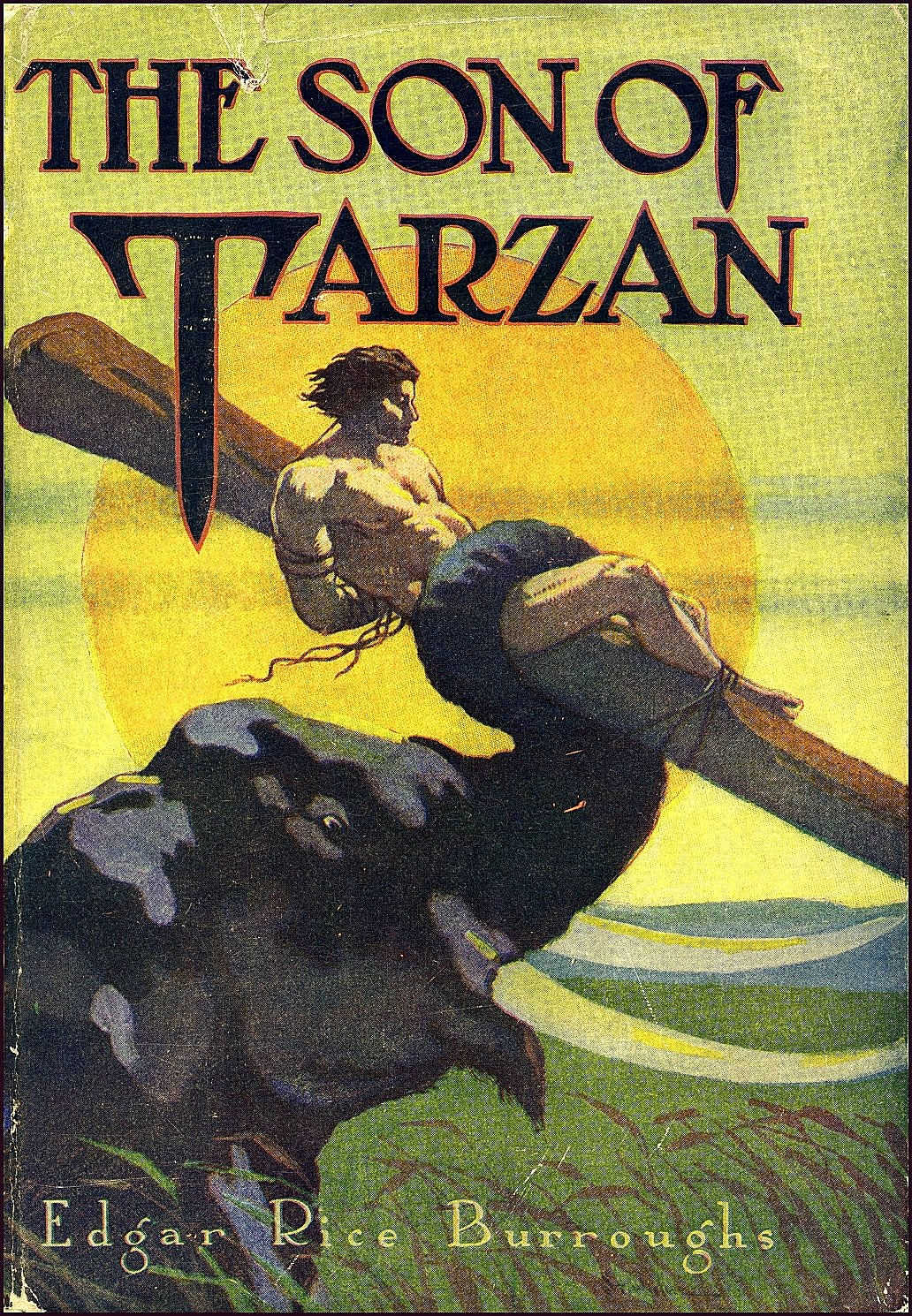 Image result for The son of tarzan