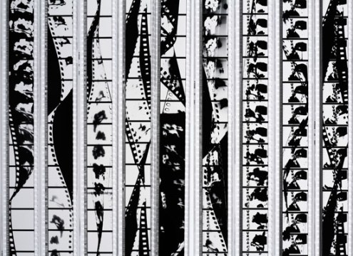 Dream Work (for Man Ray) by Peter Tscherkassky