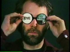 Stuart Sherman. Eleventh Spectacle (The Erotic). 1979. Courtesy Electronic Arts Intermix (EAI), New York.