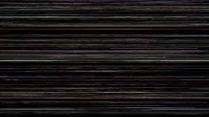 Every Feature Film on My Hard Drive 3 Pixels Tall and Sped Up 7000% by Ryan Murray