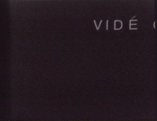 Theresa Hak Kyung Cha. Vidéoème. 1976. Courtesy Electronic Arts Intermix (EAI), New York.