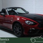 Fiat 124 Spider Abarth For Sale At Erclassics