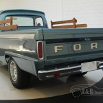 Ford F100 Custom Cab Pickup 1966 A Venda Na Erclassics