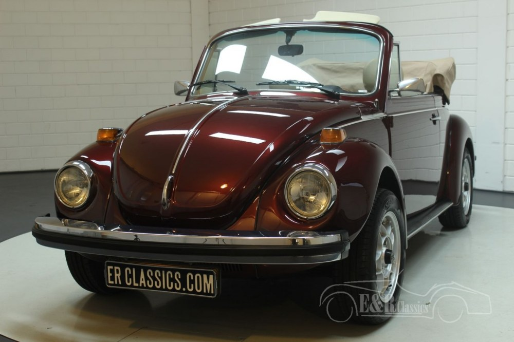medium resolution of volkswagen beetle 1303 cabriolet 1978 view all photos
