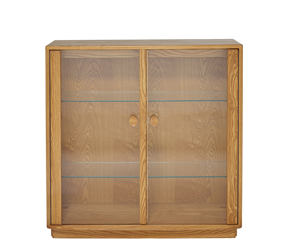 Windsor small display cabinet  Display Cabinets  ercol