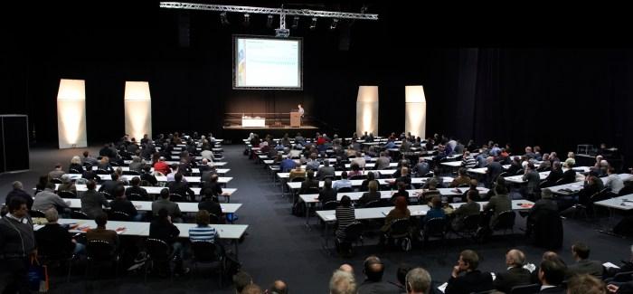 GeoTHERM Offenburg 2015 – Erstmals Teilnahmezertifikat für Fortbildungsnachweis gemäß DVGW W120-1 & W120-2