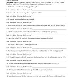 Fact and Opinion Worksheets   Ereading Worksheets [ 2200 x 1700 Pixel ]
