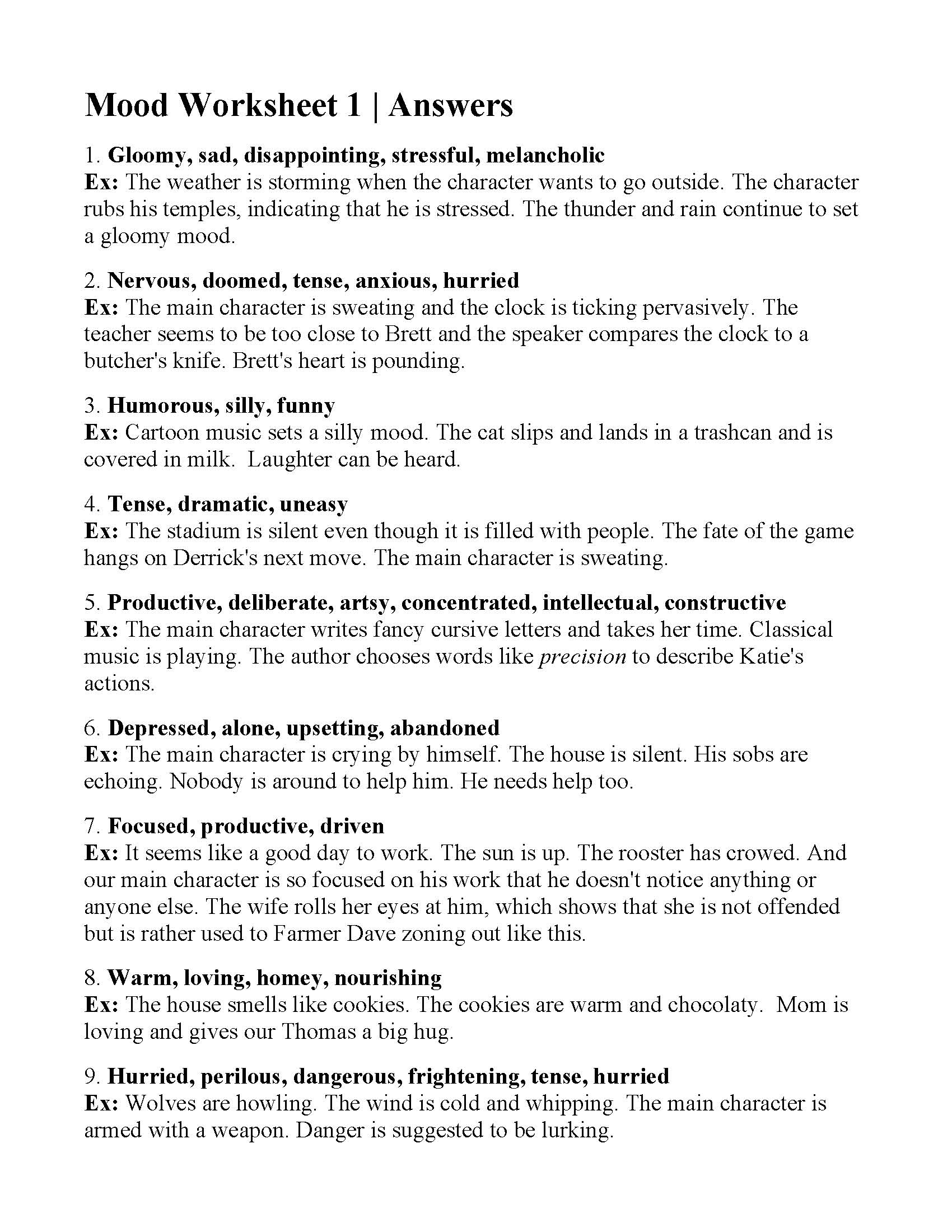 hight resolution of 32 Tone Worksheet 1 Answers - Worksheet Resource Plans